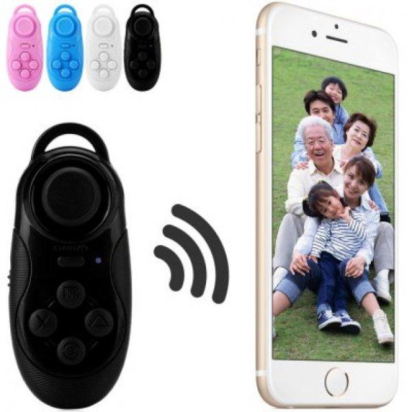 Bluetooth Fernbedienung, Selbstauslöser und Gamepad für Smartphones & Co. bei allbuy