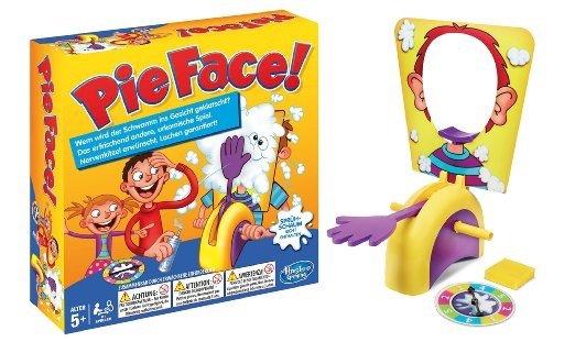 Pie Face Kultspiel (@Amazon vorbestellen Prime 21,99€)