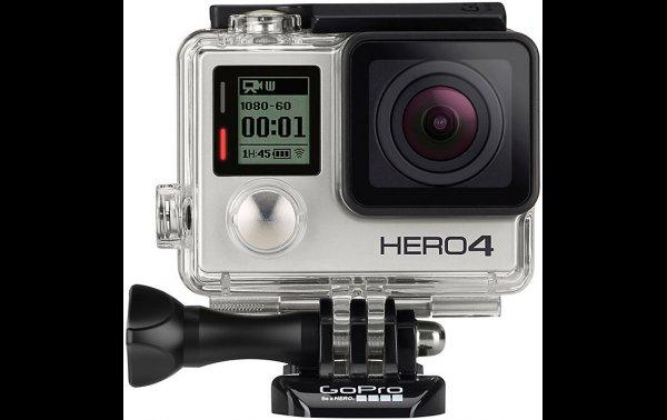 GoPro Hero 4 bei SportScheck dank 15 Fach Payback