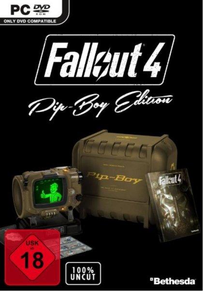 [PC/PS4/X1] Fallout 4 - Pip-Boy Edition Amazon.de