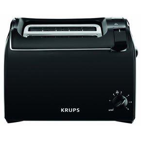 (NBB.de) Krups ProAroma KH1518 Toaster Schwarz