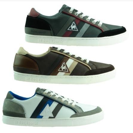 Outlet46:  Le Coq Sportif Herren Sneaker in 3 Farben für 19,99€ statt 33,33€ (inkl. Versand)