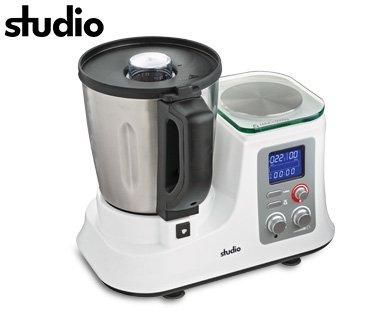 OFFLINE ab 8.Oktober bei ALDI Süd STUDIO® Küchenmaschine mit Kochfunktion