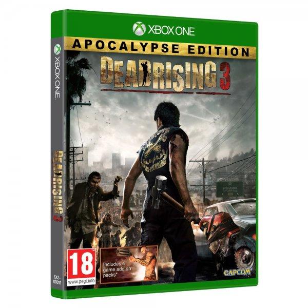 Dead Rising 3 - Apocalypse Edition (Xbox One) 25,50€ @ coolshop.de
