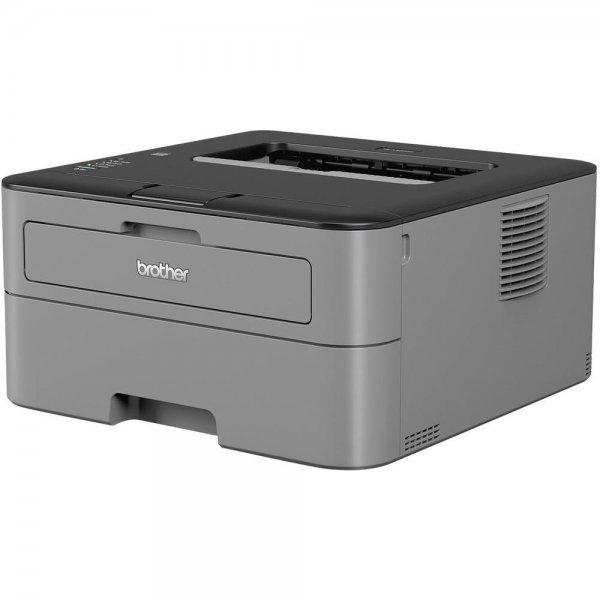 [Conrad] Mono-Laserdrucker Brother HL-L2300D A4 2400 x 600 dpi Duplex Druck-Geschwindigkeit (Schwarz):26 S./min
