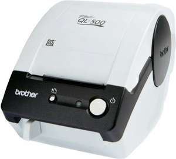 Etiketten-Drucker Brother QL-500BW  für 19,45 € @ Conrad Tagesdeal