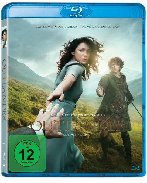 Outlander Season 1 vol. 1 (Blu-ray) @ Amazon für 15,97 EUR [Prime]