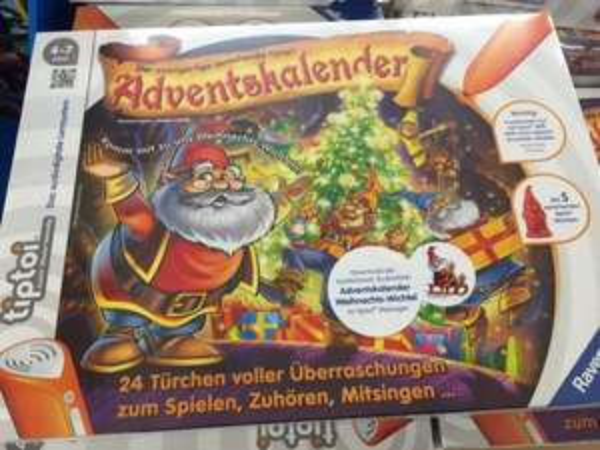 [Lokal Dortmund] Tiptoi Adventskalender bei Real