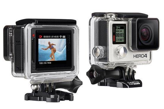 [15Jahre Expert] GoPro Hero 4 Silver Adventure für 299€ - ab Montag