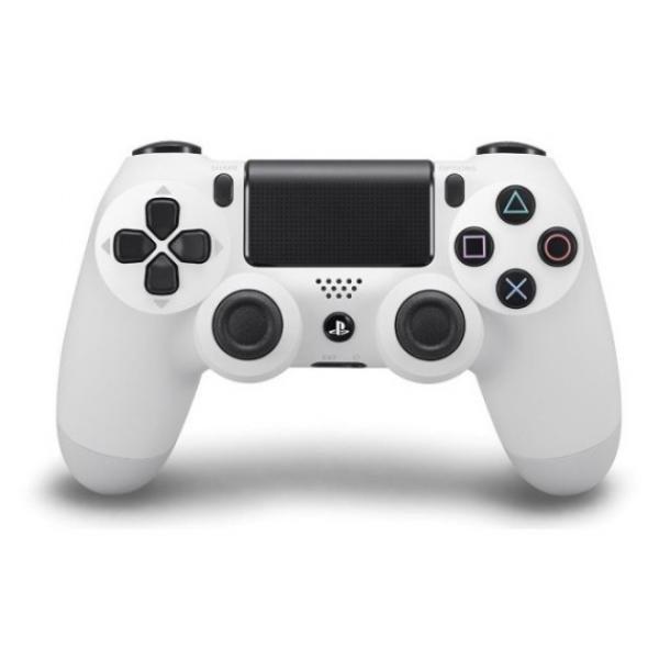 Playstation 4 - Dualshock 4 Wireless Controller - Glacier White bei GROOVES INC für NUR 16,85 €  mit 3 € Rabatt gutschein