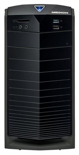Wieder da [B-Ware] Medion Akoya P2212 DR - Intel Pentium G3250 2x 3.2GHz, Nvidia GTX 750, 4GB RAM, 1TB Festplatte, WLAN, Windows 8.1 - 229,99€ @ ebay/Medion