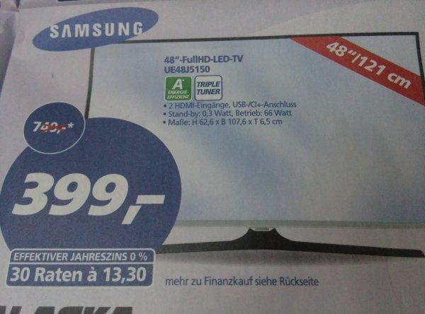 """[Real Brühl] Samsung 48"""" UE48J5150"""