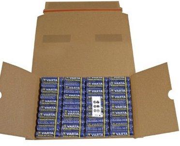 Amazon - Varta VA4006 AA/Mignon/LR6 Batterie (40-er Pack) für 11,16€