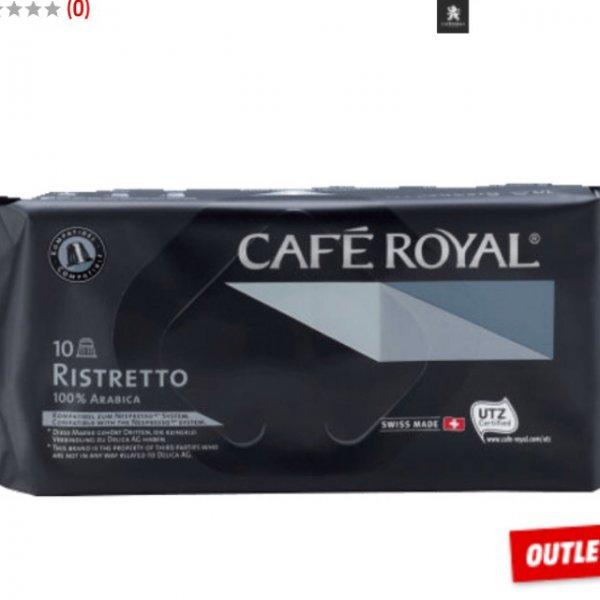 Kaffeekapsel für 0,10€/Stück VE=10 St
