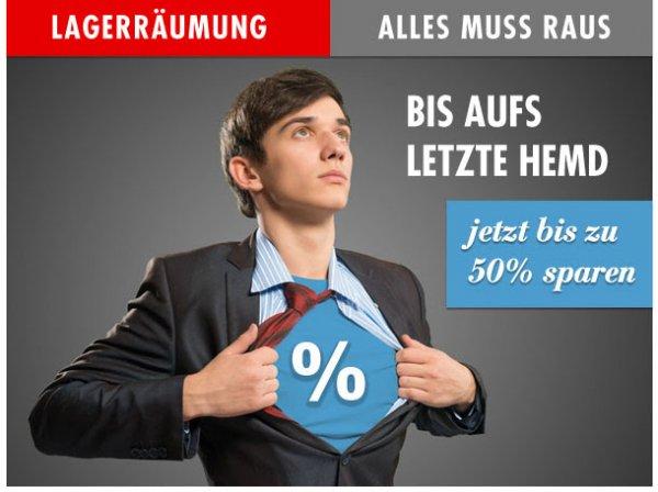 Top Angebote auf Hemden.de z.B. Olymp Pullover Strick Level 5 für 39,95€