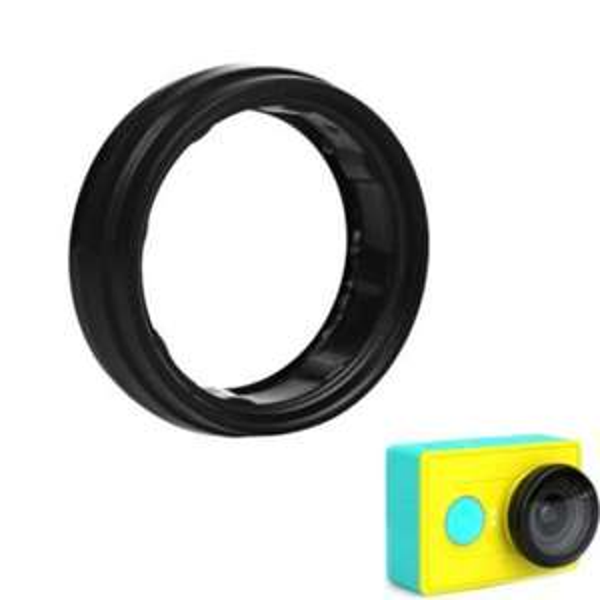 UV-Filter + Linsenschutz, Set für Xiaomi Xiao Yi Sport Kamera -- allbuy