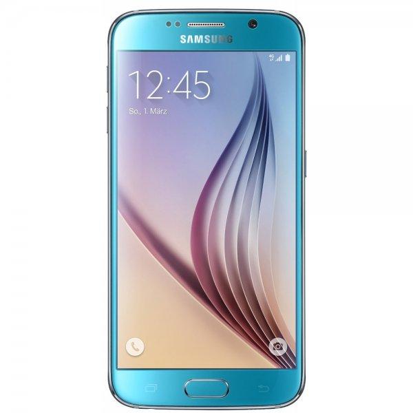 Samsung Galaxy S6 G920F 32GB letzter Tag um 100€ Cashback mizunehmen @ebay (price-guard)
