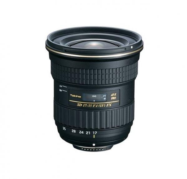 Tokina AT-X 17-35mm f4.0 Pro FX [Canon] 379€ statt 465€