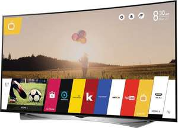 LG 79UG880V, 200 cm (79 Zoll), UHD 4K, LED TV,Curved-Fernseher, 1.600 PMI, DVB-T, DVB-T2, DVB-C, DVB-S, DVB-S2, 3D Fernseher, EEK: A+, für 4999€ statt 5499€ @TECEDO