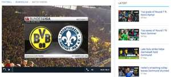 Bundesliga kostenlos via starsports.com [ohne DNS/VPN]
