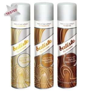 (Müller) Batiste Trockenshampoos (Light,Medium,Dark) für 2,84€ (Angebot+Coupies)