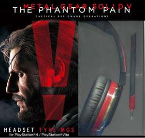 [Thalia.de] Headset Metal Gear Solid V The Phantom Pain Limited (PS4/Vita)