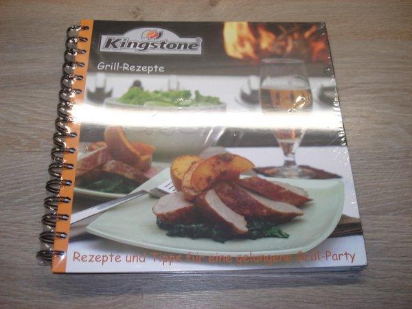 Kingstone Grill Rezepte bei Bauhaus reduziert von 9.95€ auf 1€