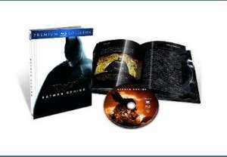 [Saturn Only Offers] Batman Begins - Premium Blu-ray Collection für 4,99€ -Versandkostenfrei -