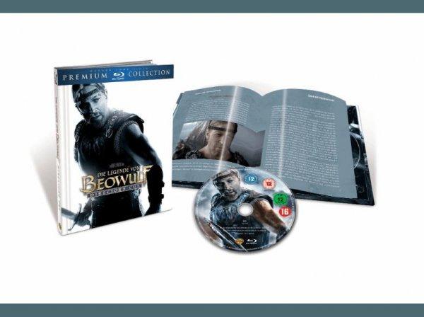 [Saturn Only Offers] Die Legende von Beowulf D.C / Der-Goldene-Kompass - Premium Blu-ray Collection für jeweils 4,99€ -Versandkostenfrei -