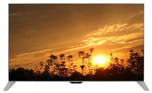 [comtech] Philips 55PFS8109 Ambilight 3D Smart TV LED Fernseher silber - AUSVERKAUFT -