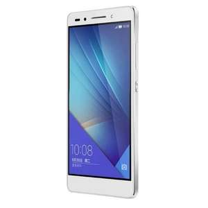 "Huawei Honor 7 LTE 5,2"" Display Dual-SIM 2,2 GHz Octa-Core silber - B WARE !"