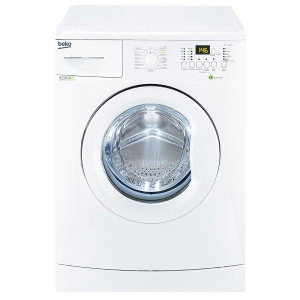 BEKO WML 71633 MEU, 7 kg Waschvollautomat, Frontlader, A+++, 1600 U/Min, Weiß