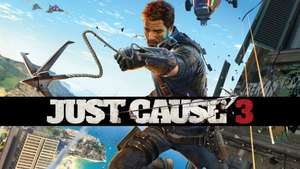 [greenmangaming] Just Cause 3 Preorder (Steam-Key)