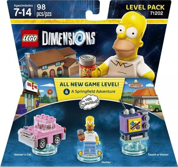 Lego Dimensions Level Packs [Müller Sonntagsknüller]