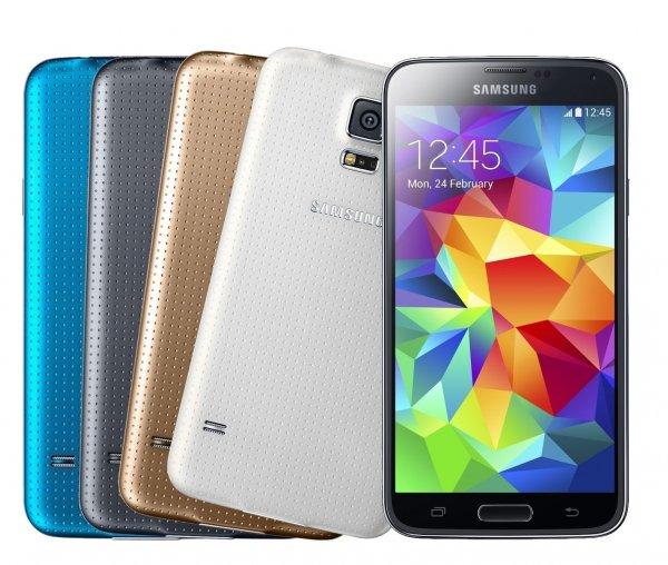 Samsung Galaxy S5  Ebay (G900F) B-Ware