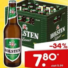 [Netto MD] Holsten Pilsener 7.80€ statt 11.99€ am 10.10.