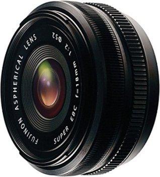 [Amazon] Fujifilm Fujinon XF 18mm F2