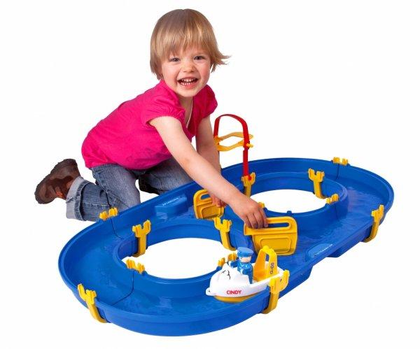 """[ZackZack] BIG Wasserspielzeug """"Waterplay Rotterdam"""" inkl. Versand für 11,99 € statt 17,98 €"""