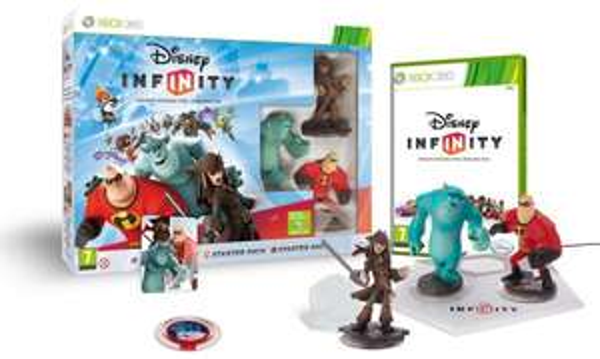[Coolshop] Disney Infinity Starter Pack (Nordic) (XBOX 360)