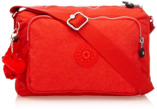 @Amazon: Kipling Basic Reth cardinal red (K12969) Tasche ab 23,97€ mit Prime