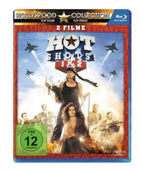 [Blu-ray] Hot Shots 1+2 (9,97€) @ Amazon (Prime)