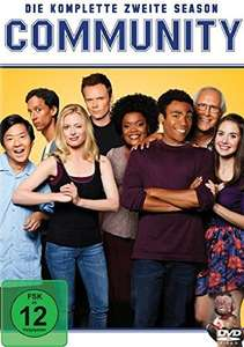 [DVD] Community - Die komplette erste / zweite Staffel (je 9,97€) @ Amazon (Prime)