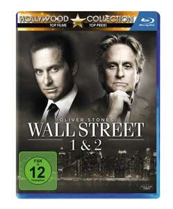 [Amazon Prime] Wall Street 1 + 2 (2 Blurays) für 11,97€