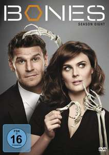 [Amazon Prime] Bones Staffel 8 auf DVD für 9,97 Euro