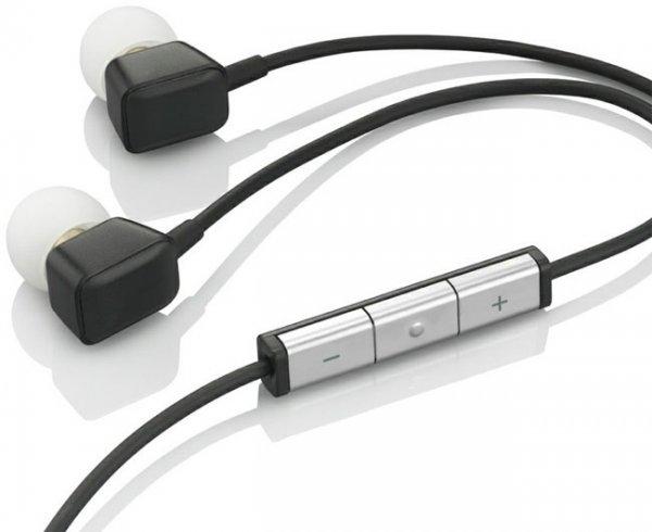 Harman Kardon NI In-Ear-Headset für iPad/iPod/iPhone, schwarz @34,99€
