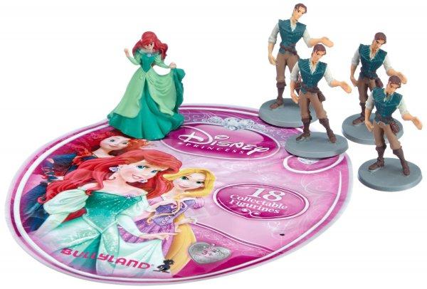 (Spielzeug/Prime) Sammelfiguren - Walt Disney Prinzessinnen Serie 1, 5er Set