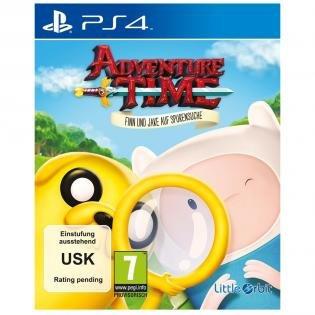 (Redcoon.de) Vorbestellung PS4 Adventure Time (Finn und Jake auf Spurensuche) 40,28€ (Klarna)