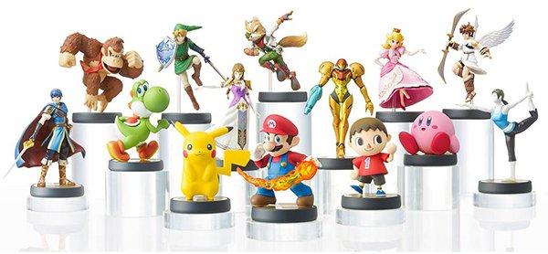 (Thalia.de) Amiibos Kauf 3 Zahl 2 Aktion (Luigi, Pikachu, Toad,...) ab 9,83 je Figur