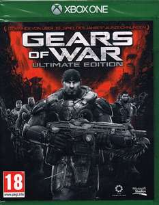 Gears of War Ultimate Edition + 13 DLC + Beta (AT) (XBox One) bei gameware.at