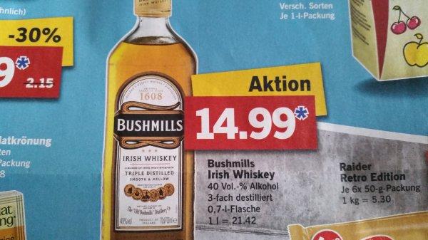 [LIDL] Bushmills Irish Whisky 1608